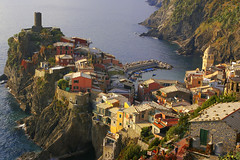 Vernazza From Above photo by albireo2006