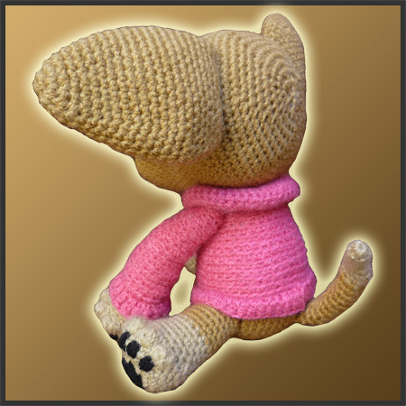 AMIGURUMI PATTERN/ tutorial English Amigurumi Chihuahua Dog | Etsy | 450x450