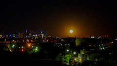 Moon Rise over Sydney