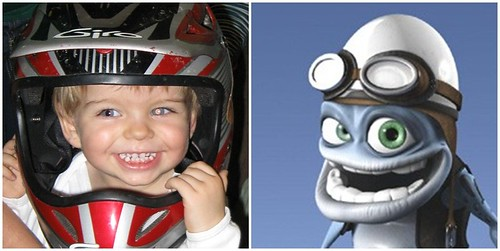 Krzyś vs. Crazy Frog