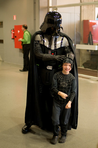 Darth Vader & Louis