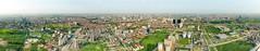 Panorama from Keangnam Hanoi Landmark Tower photo by vikhoa