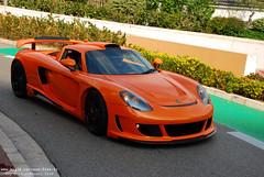 Top Marques Monaco - 2008 - Gemballa Mirage GT (Porsche Carrera GT) photo by calians.sevan