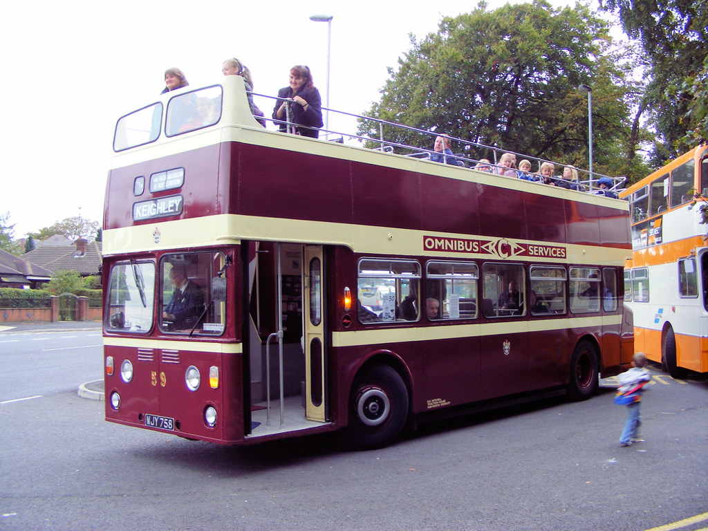 Keighley 59 WJY 758