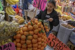 Navidad en el mercado - Puebla