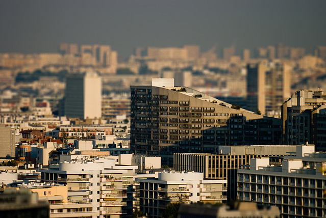 Tilt-Shift Pt De S�vres