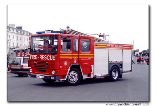 Devon Fire K653TTA