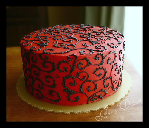 Cake Piping Design Patterns : cake piping designs image search results