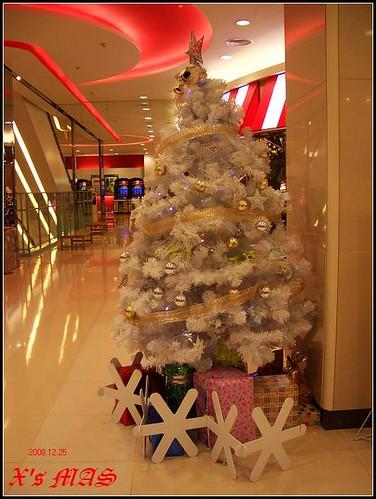 環球購物中心聖誕樹(2) 加框