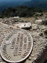 Vértice Geodésico Montcabrer