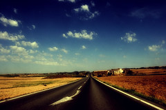 The Straight Way photo by laororo