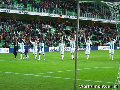 3019643096 cd815f48f5 FC Groningen – FC Volendam 5 0, 9 november 2008