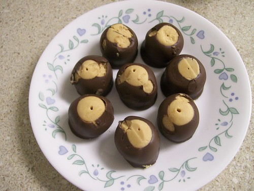 Peanut butter balls recipes