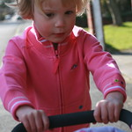 On our way to Grannys<br/>30 Mar 2008