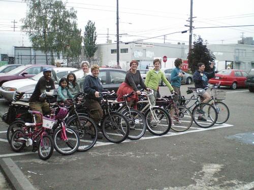 Cargo Bike Gang