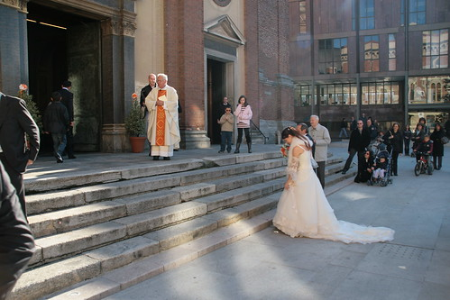 Luca's marriage