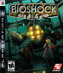 BIOSHOCK PS3 BOX ART