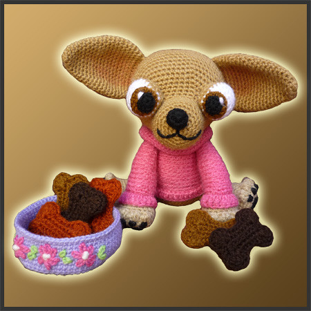 knitting pattern for a chihuahua coat? :: allaboutyou.com