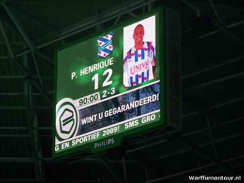 3144251257 dc23ac2c1d FC Groningen   SC Heerenveen 2 3, 28 december 2008