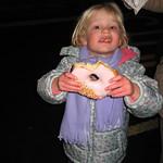 How big is this doughnut<br/>26 Nov 2008