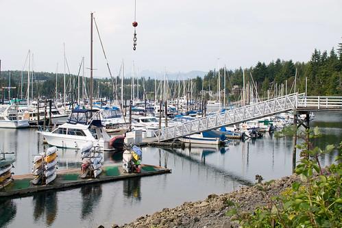 Port Ludlow marina