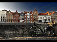 Postcards from Belgium... another one from 'Brugge'?? photo by B'Rob