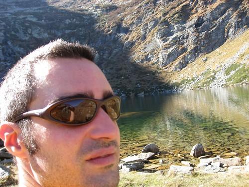 Marco e il lago