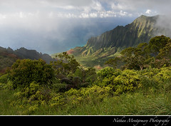 Kalalau Valley photo by Nate Montgomery
