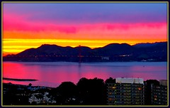 watercolour sky photo by Bill Liao