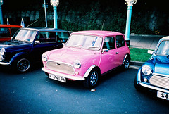pink mini photo by lomokev