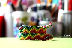Rainbow Bracelet photo by *glow