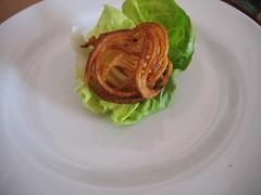 Bonbon au foie gras (1er essai)