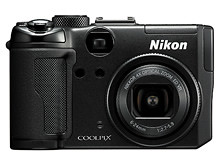 Photo of Nikon COOLPIX P6000.