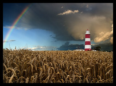 Happisburgh Lighthouse (colour)