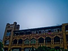 Old building, El-Ismailia square, Heliopolis, Cairo, Egypt