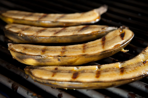 Grilled Bananas - BBQ Source Forums