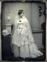 Unidentified Bride photo by George Eastman House