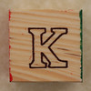 Plain Educational Block K