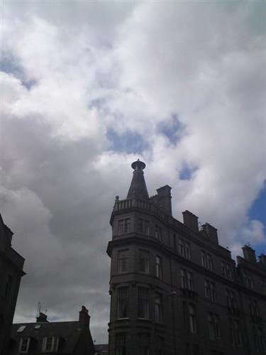 Aberdeen sky