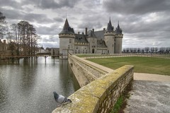 Chateau de Sully sur Loire photo by Oric1