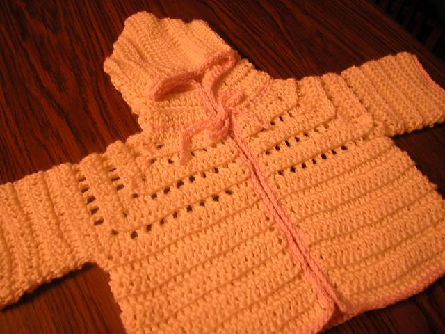 Crochet Baby Hoodie Patterns : BOY CROCHET FREE PATTERN SWEATER - Crochet ? Learn How to ...
