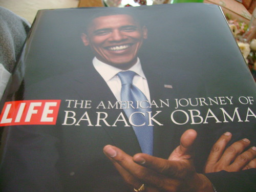 BARACK OBAMA THE AMERICAN JOURNEY * 4 billikid + Shepherd Fairey + EVERYBODY who Helped bring CHANGE!! ;))