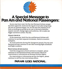 Pan Am and National add 1980 photo by denon2500