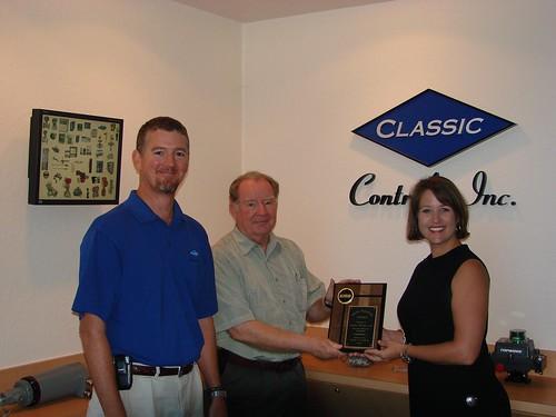 Classic Controls September SBA Winner