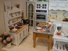 My miniature kitchen 1:12 photo by It's a miniature life...is playing with clay