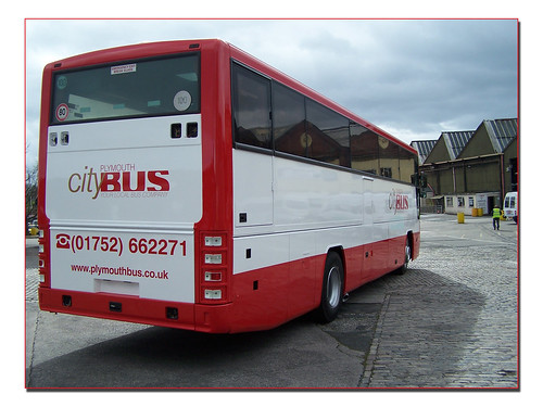 Plymouth Citybus 309 JSK263