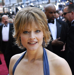 Oscar Red Carpet,  Jodie Foster photo by Pulicciano