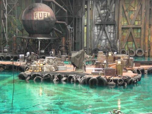 Universal Studios Japan: Water World