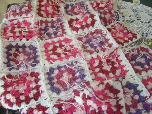 Carlene Paquette - Crochet Shawl