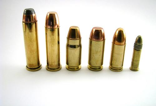 more handgun ammo